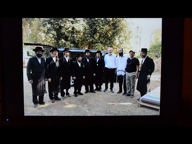 La Catacomba ebraica di Villa Torlonia - Parte I