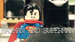 LEGO BATMAN AND SUPERMAN