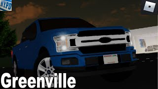 The Tour of Greenville | Roblox: Greenville Beta