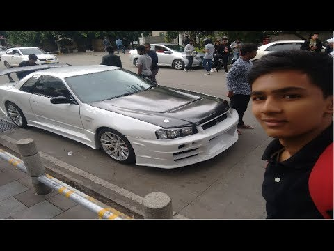 The only NISSAN SKYLINE GTR R32 in Bangalore