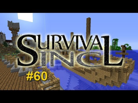 Minecraft - Survival Inc. SMP - #60 - Naval Architecture