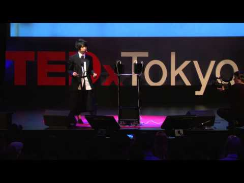 Physicalization Of Computer Graphics: Yoichi Ochiai At TEDxTokyo 2014