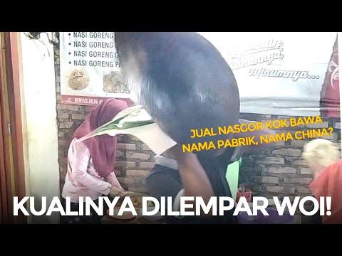Nasi Goreng Kolong, Pengalaman masak Nasi Goreng Kampung di Malaysia 8 tahun!