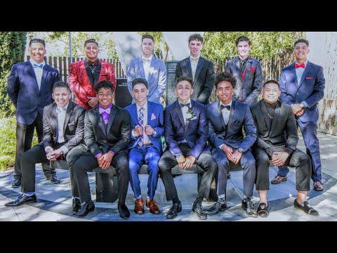 Savanna High School Boys Prom Night 2019