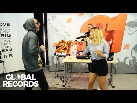 Cabron feat. Nicoleta Nuca - Adevar sau Minciuna | Live @ RADIO 21
