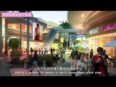 Siem Reap Metropolis - Project Video