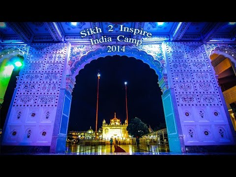 Sikh 2 Inspire India Camp Yatra 2014 Highlights