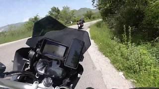 ep - 29   Endurance  Odyssey   ( 2 days  22 moto  1.500 χιλιομετρα) Greece-Albania-Montenegro