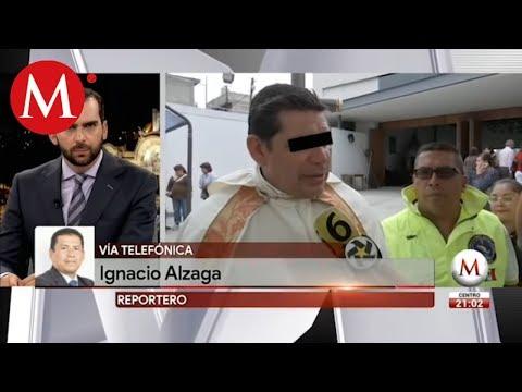 Detienen a sacerdote ligado a homicidio de Leonardo Avendaño