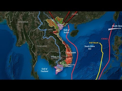Vietnam's Geographic Challenge