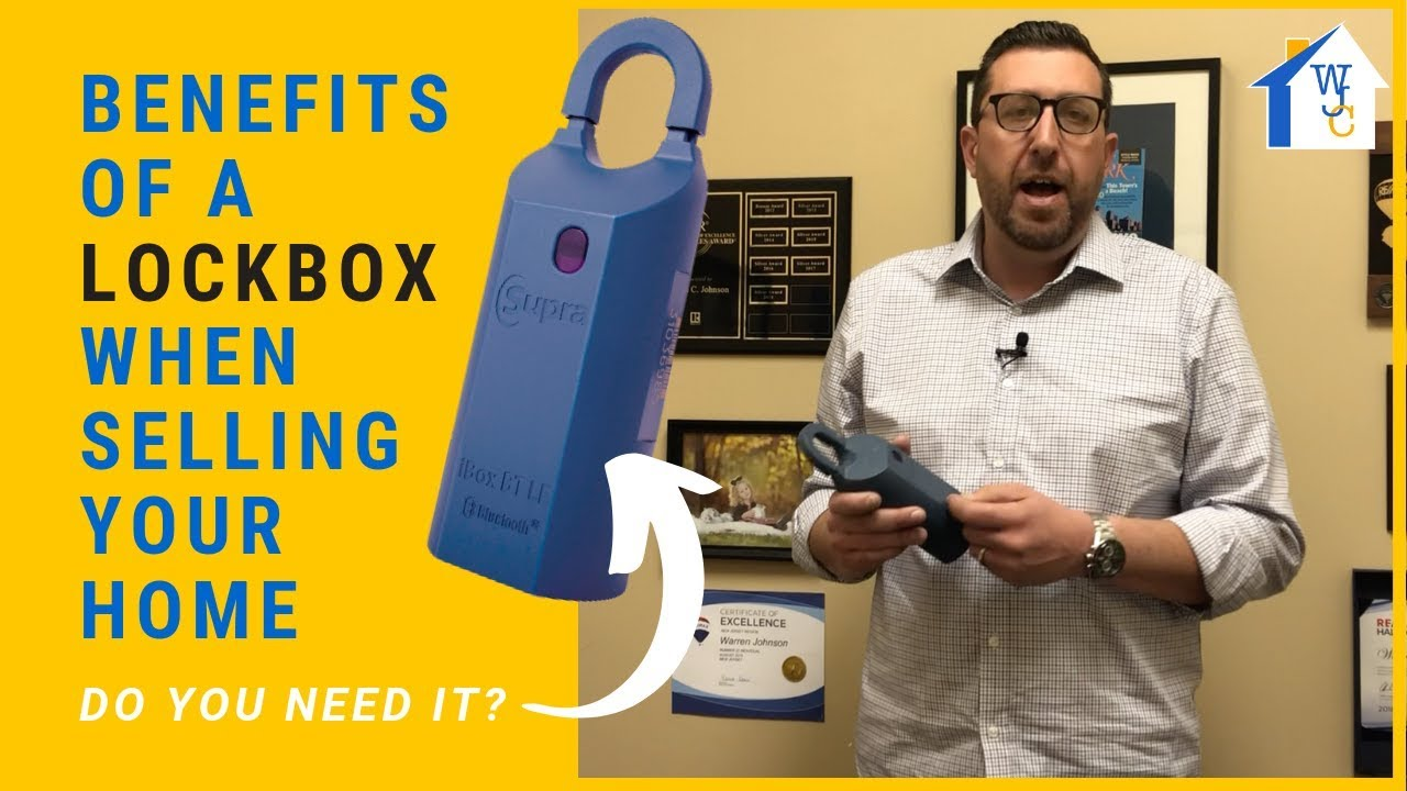 Benefits of Utilizing a Lockbox when Selling Your Home