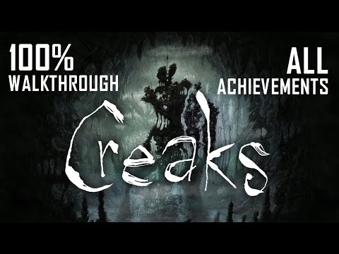 Download Creaks Walkthrough. 100% Achievements (No Commentary)
