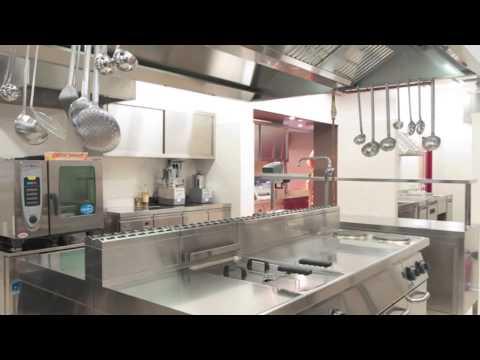 Gastro kuche einrichten for Gastrokuchen gebraucht