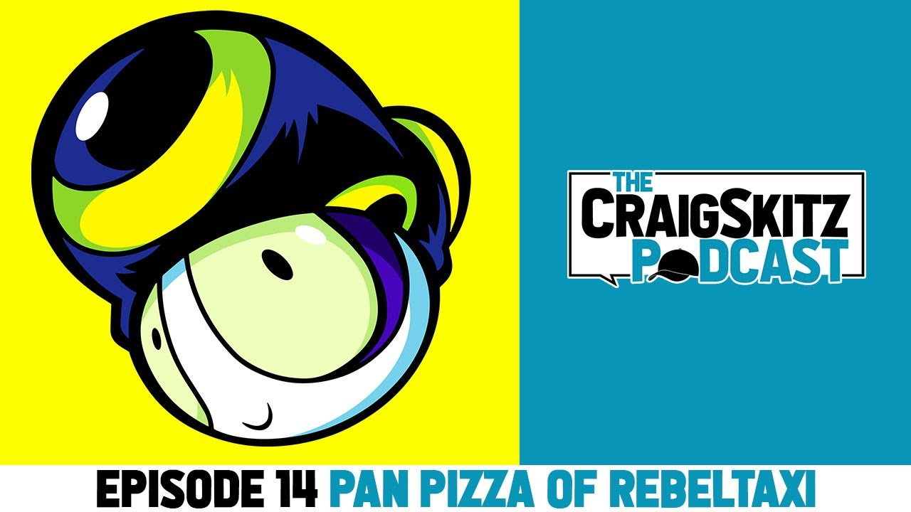 The Wicked Genius of RebelTaxi   The CraigSkitz Podcast Episode 14