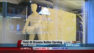 Butter Cow and Field of Dreams expect to attract Iowa State Fair goers