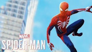 Spider-Man PS4 - Spider Cop, Insomniac Fed Up? , Ability To Call