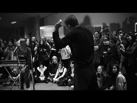 """SHORTPARIS - Новокузнецк // Перформанс """"АКТУАЛЬНОСТЬ НЕОЭКСПРЕССИОНИЗМА"""""""