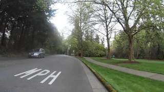 Bicycle vs. Car Hit And Run Bellevue WA April 13 2016