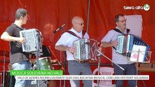 Música Solidária no Vale em Vale de Azares