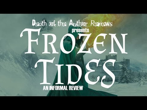 Rage Kisses | Frozen Tides by Morgan Rhodes: An Informal Book Review