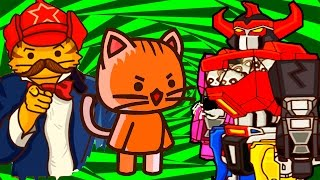 Ударный отряд котят игра Для Детей  Strike force kitty last stand серия #7