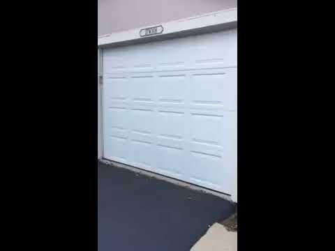 9x7 Wayne Dalton 9605 Garage Door Winfieldil 60190 630 271 9343
