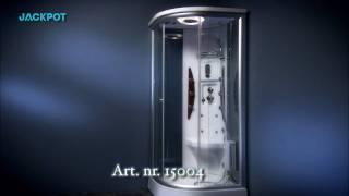 Dusjkabinett med massasje Art. nr. 15004