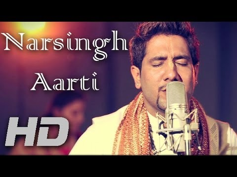 "Narasimhaya Aarti - ""Namas Te Narasimhaya"" By Madhavas"