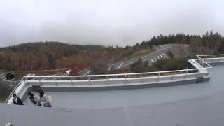 トヨタ新型ハリアーで富士山スカイライン PARKING NAGATSUKA FUJI SKYLINE MONTE FUJI SHIZUOKA.