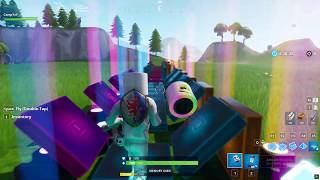 Super Speedy Fortnite Creative Running in the 90s By CampYzY (code de l'île dans la description)