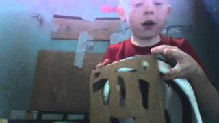 How to make a hockey helmet