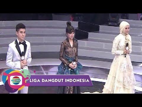 Inilah Juara LIDA Provinsi yang Harus Tersisih di Konser Top 6 Group 1  Liga Dangdut Indonesia!
