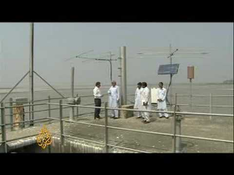 Tensions rise over Indian dam - 24 Sept 08