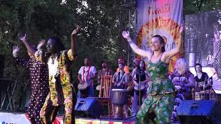 Барабаны Мира 2018 Фестиваль 19