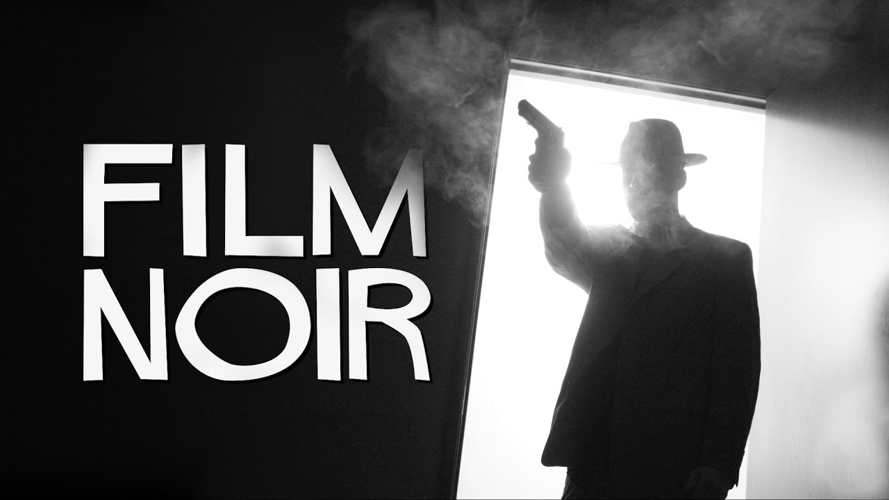 Film noir how to get the classic black white style