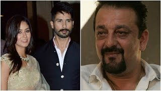 Shahid On The Perks Of Having A Wife From A Different Background | Sanjay Dutt Injured