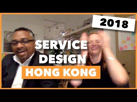 Service Design Hong Kong Conference 2018