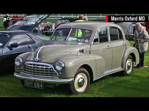 All Morris Models | Full list of Morris Car Models & Vehicles