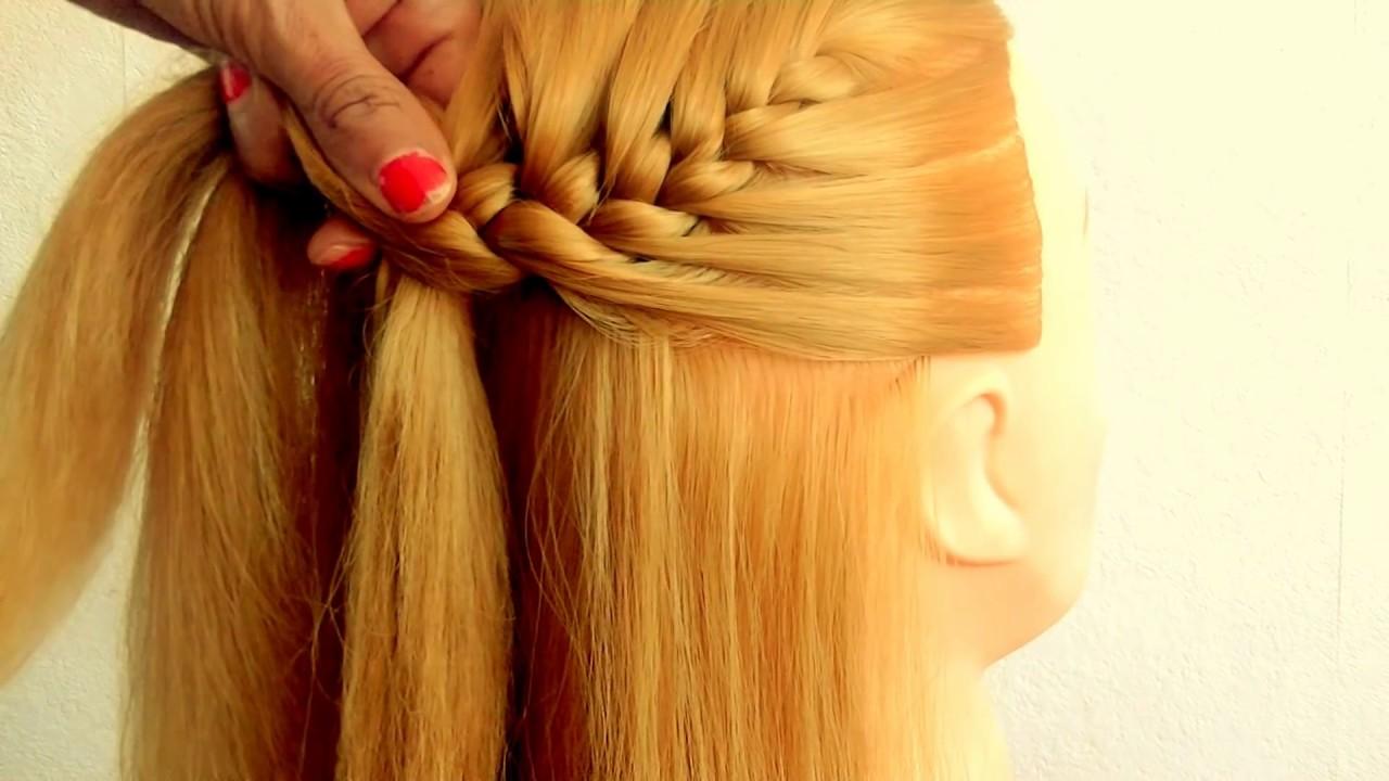 Diversión y halagos peinados con chinos Colección de estilo de color de pelo - 15 Peinados Con Trenzas Y Chinos | Las Mejores Imágenes de ...