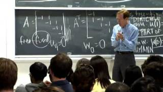 Lec 17 | MIT 18.085 Computational Science and Engineering I, Fall 2008