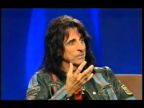 Alice Cooper - Interview 2005