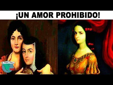El romance secreto que tuvo Sor Juana Inés de la Cruz siendo monja