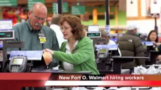 Fort Oglethorpe Walmart now hiring 95 jobs