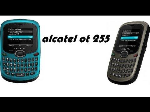обзор телефона alcatel ot 255