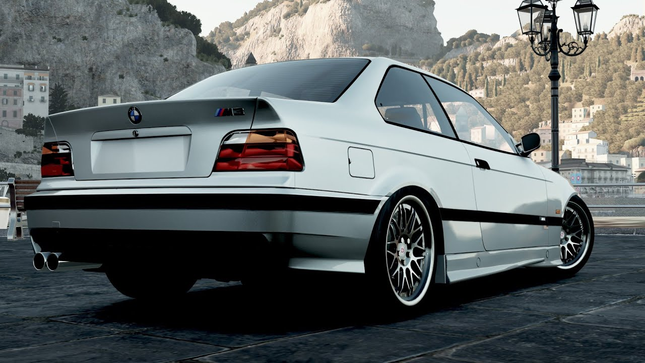 Forza Horizon 2: Drift Build - BMW M3 E36 - YouTube