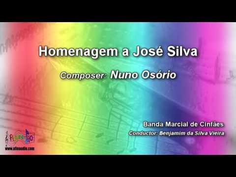 Homenagem a José Silva  Nuno Osório