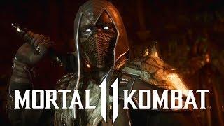 Mortal Kombat 11 - Official Noob Saibot Gameplay Reveal & Moves Breakdown