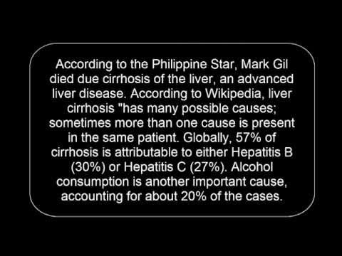 Causes of Mark Gil's Death