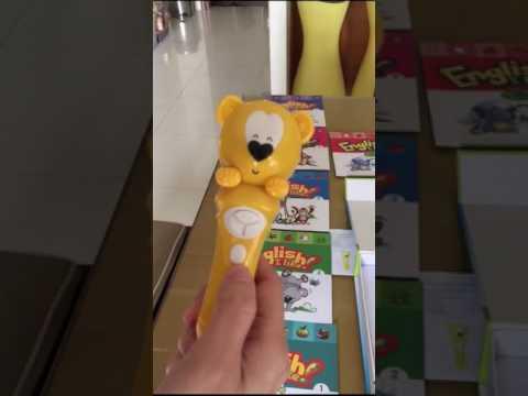 Talking Pen Set - English Introduction Video