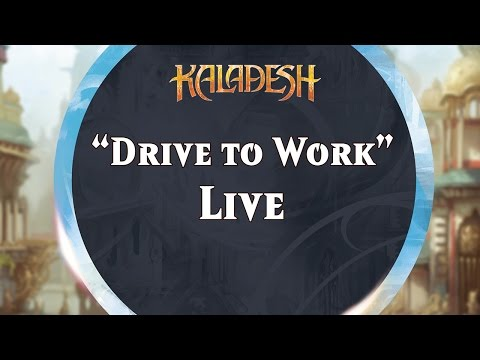 """Magic at PAX - """"Drive to Work"""" Live"""